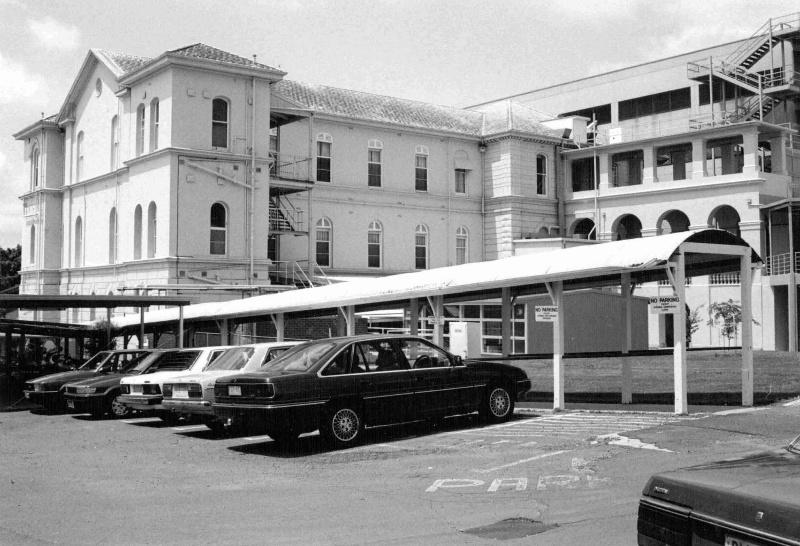 Bendigo Goldfields Hospital, Lucan Street