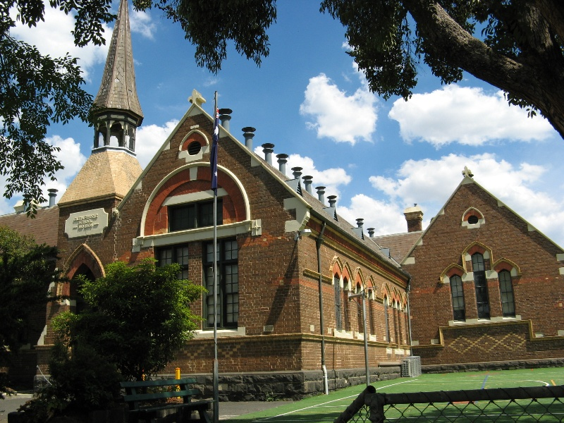 Glenferrie PS_1877 & 1887 extension_27 Oct 07