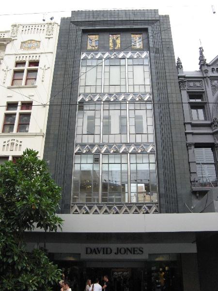 David Jones_B&N mens store_6/3/08