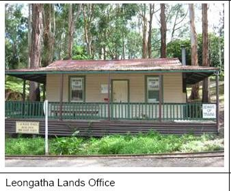34770 Leongatha Lands Office
