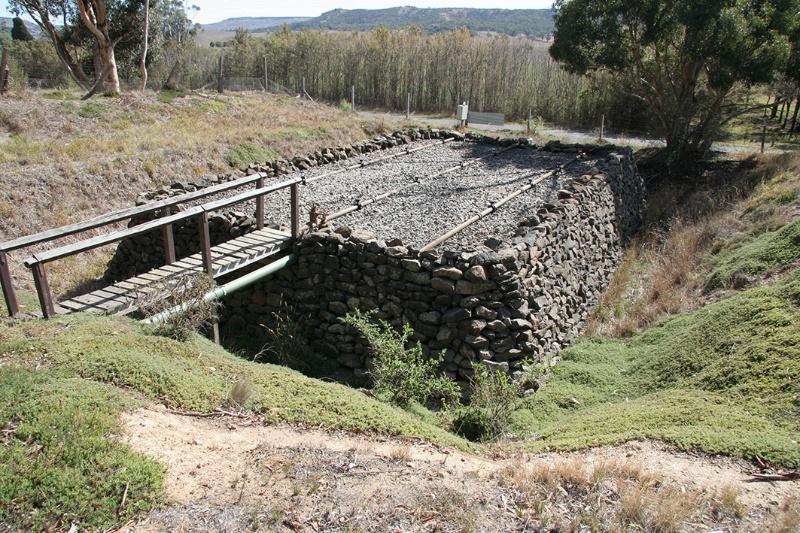 H2167 Lady Northcote Camp Sewerage System