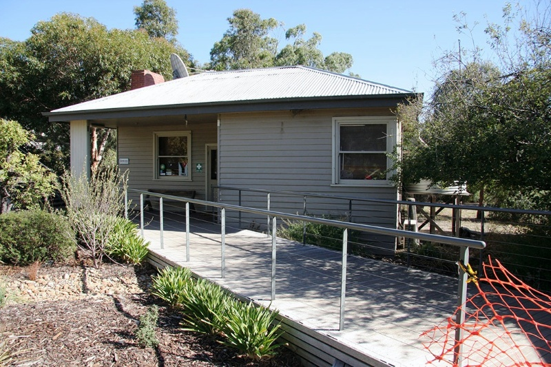 H2167 Lady Northcote Camp Office former Cook s Cottage