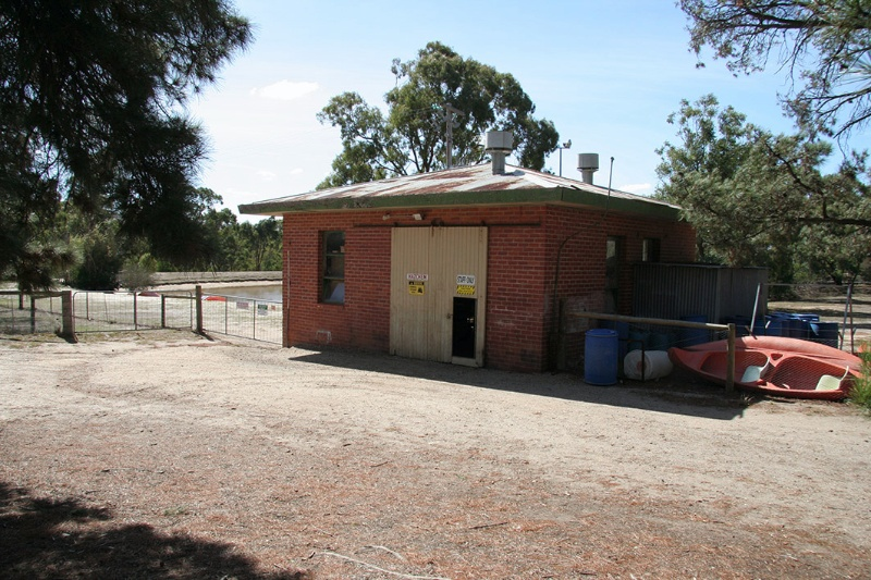 H2167 Lady Northcote Camp Maintenance Shed