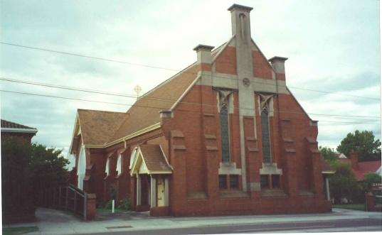 158 Balaclava Rd Caulfield, August 1994