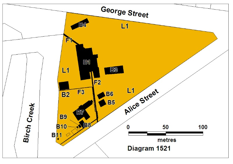 H1521 Andersons Mill Smeaton Plan