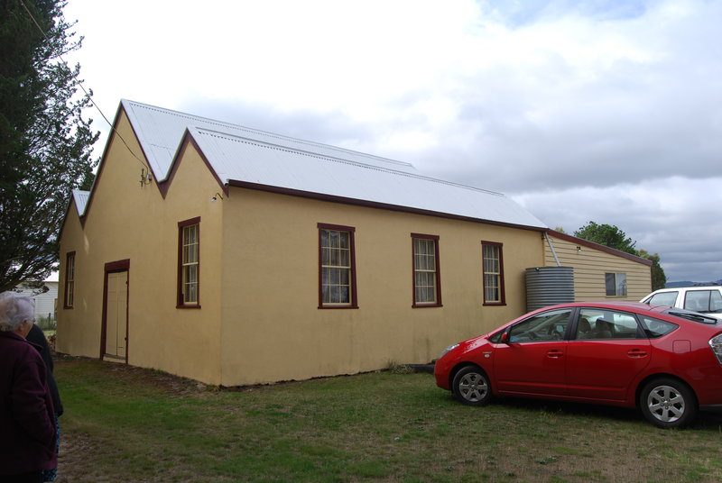 H2173 Black Lead Former Methodist Church and Hall 6