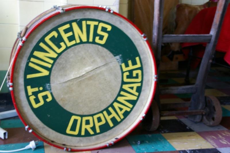 H2170 St Vincent de Paul Boys Orphanage drum