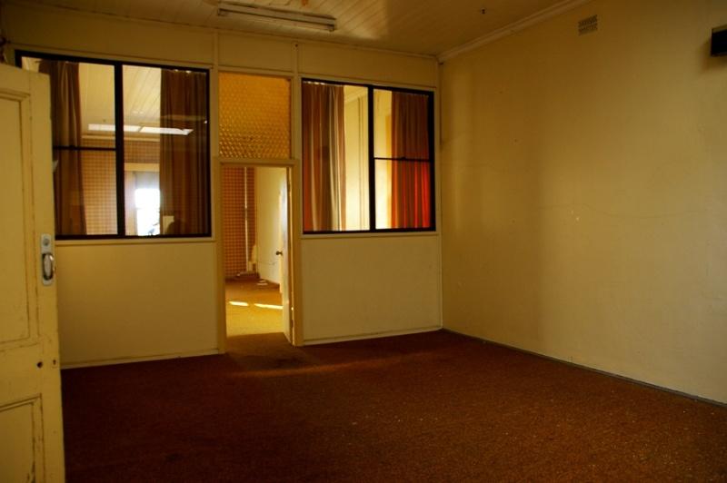 H2170 St Vincent de Paul Boys Orphanage dormitory 1857 building