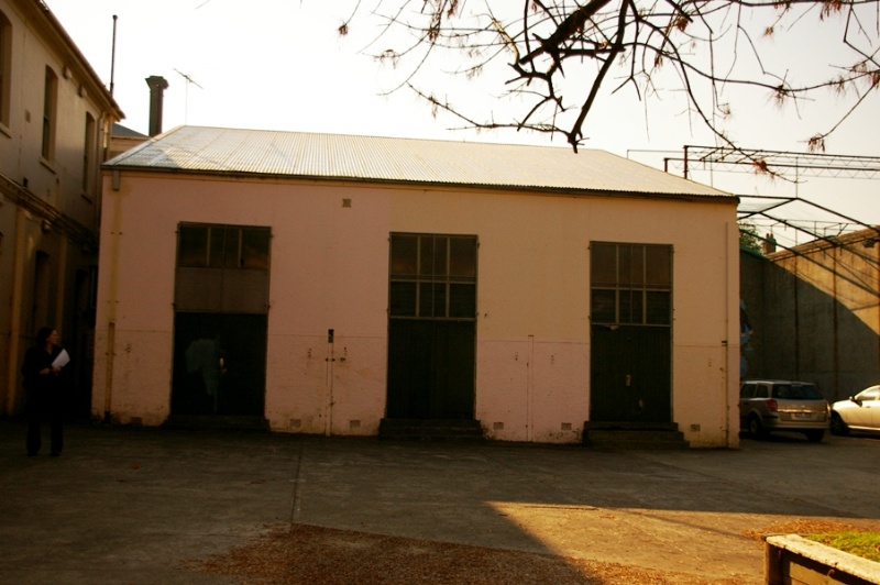 H2170 St Vincent de Paul Boys Orphanage 1958 gymnasium