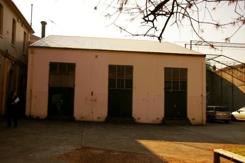 H2170 St Vincent de Paul Boys Orphanage 1958 gymnasium