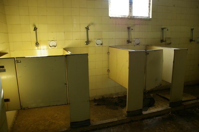 H2170 St Vincent de Paul Boys Orphanage childrens bathroom