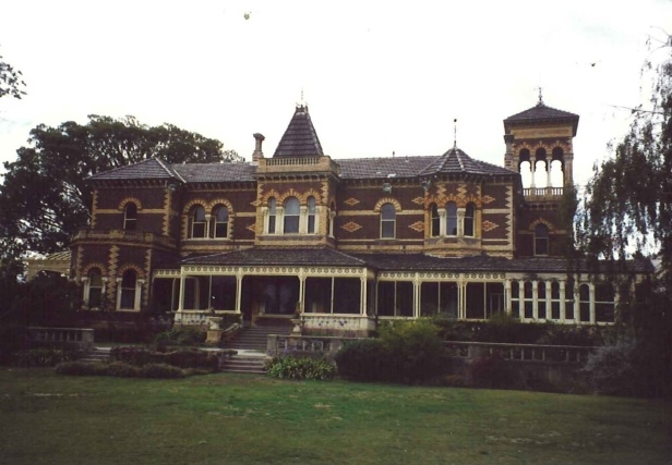 Rippon Lea Elsternwick, August 1994