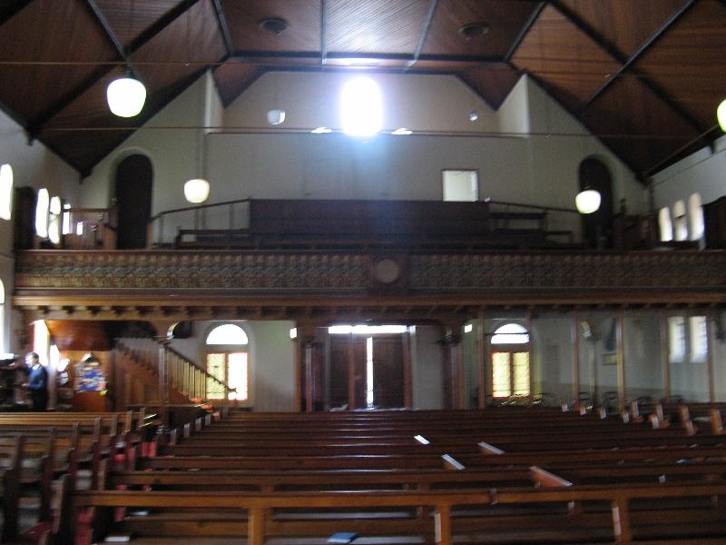 Church of All Nations_rear gallery_KJ_6 June 08