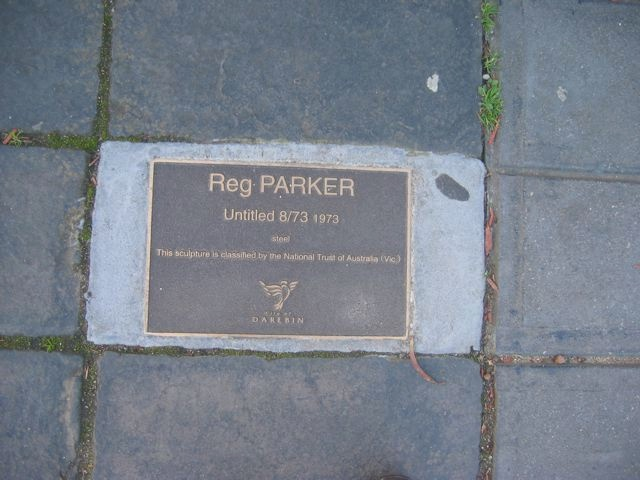 Reg Parker Sculpture, 266 Gower Street, Preston