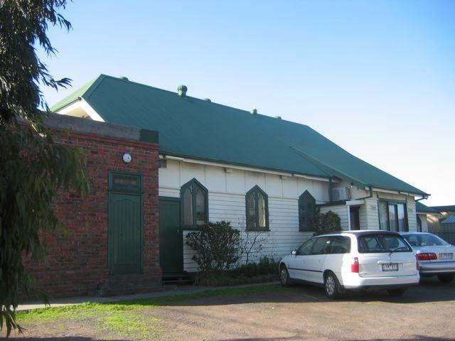 Regent Baptist Church, 726 - 734 High Street, Reservoir