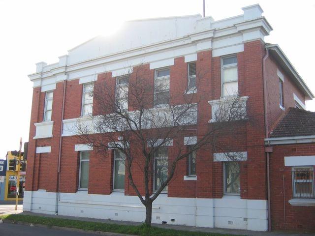 State Savings Bank (Former) 600-606 Plenty Road