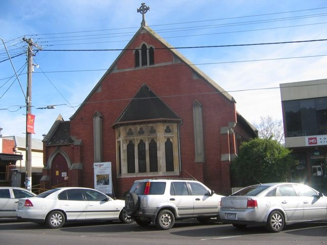 St Paul's Anglican Church, 88A Station Street