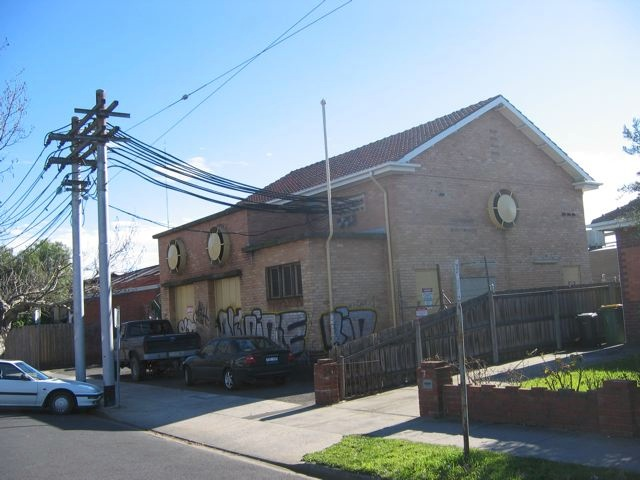 MMTB Substation, 7 Martin Street, Thornbury