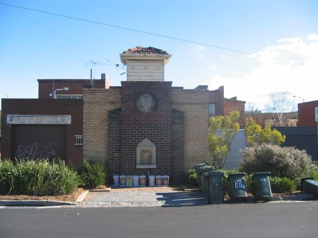 Electricity Substation, Pender Street, Thornbury