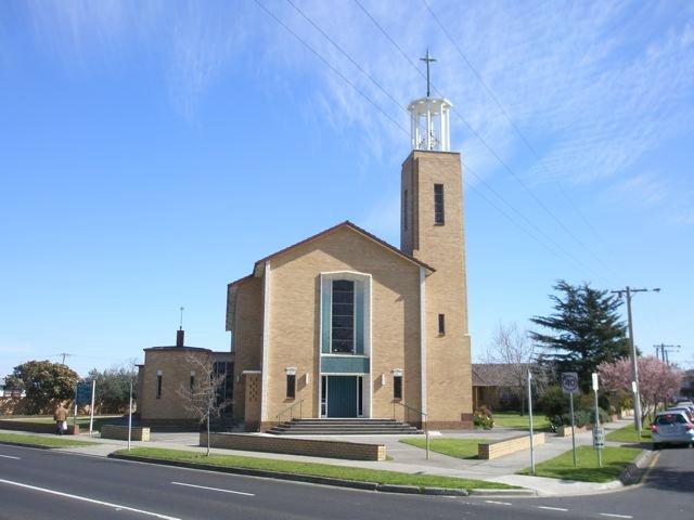 St Gabriel's Catholic Church, 237-243 Spring Street, Reservoir