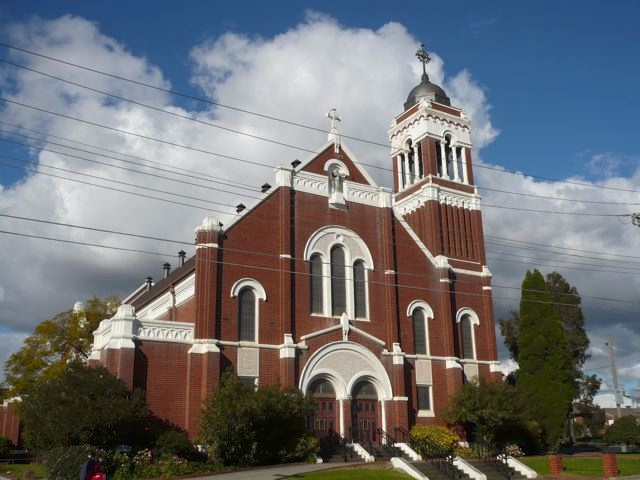 Sacred Heart Catholic Church Complex