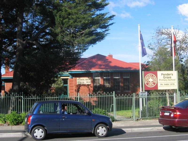 Penders Grove Primary School, 370 Victoria Road, Thornbury