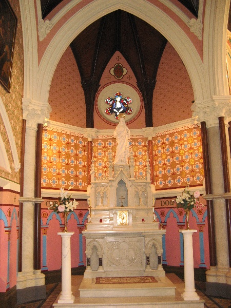 St Mary Star of the Sea_West Melb_chapel_KJ_27/6/08