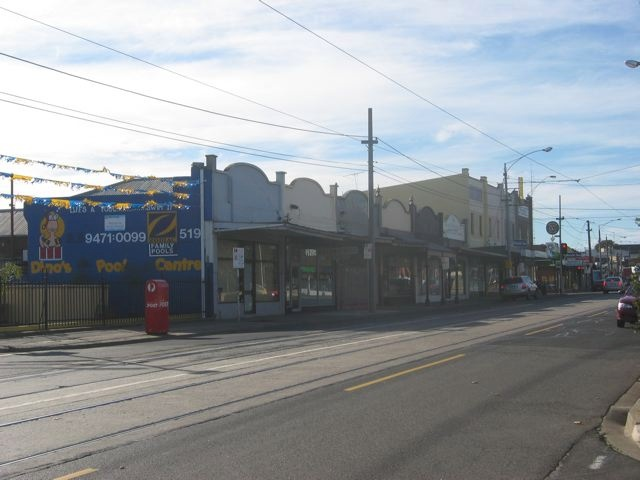 519 -541 Plenty Road, Shops
