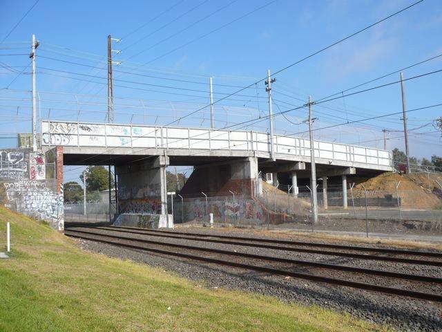 Miller Street Tramway Bridge