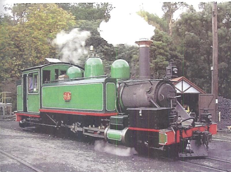 Locomotive 6NA_Puffing Billy Railway