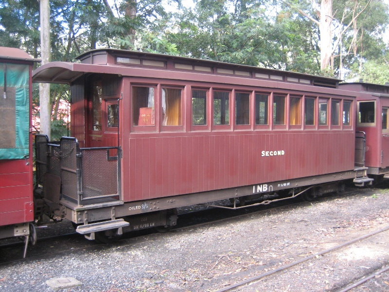 Carriage 1NB_Puffing Billy Railway_June 2008_mz