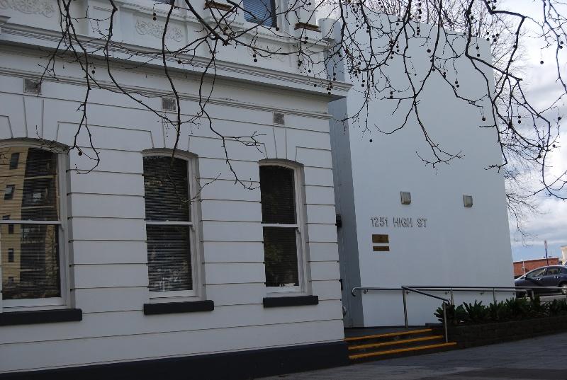 4679 Town Hall 1251 High Street Malvern Addition at Rear 1