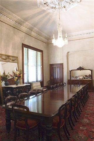 H0365 BP dining - National Trust of Australia (Victoria)