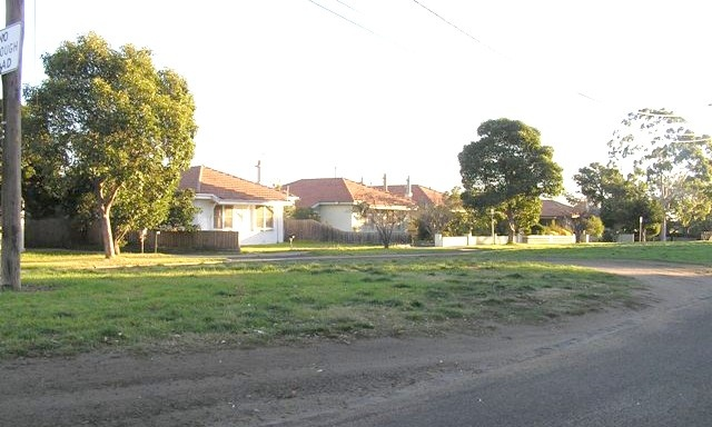 45843 Concrete Housing Estate Precinct