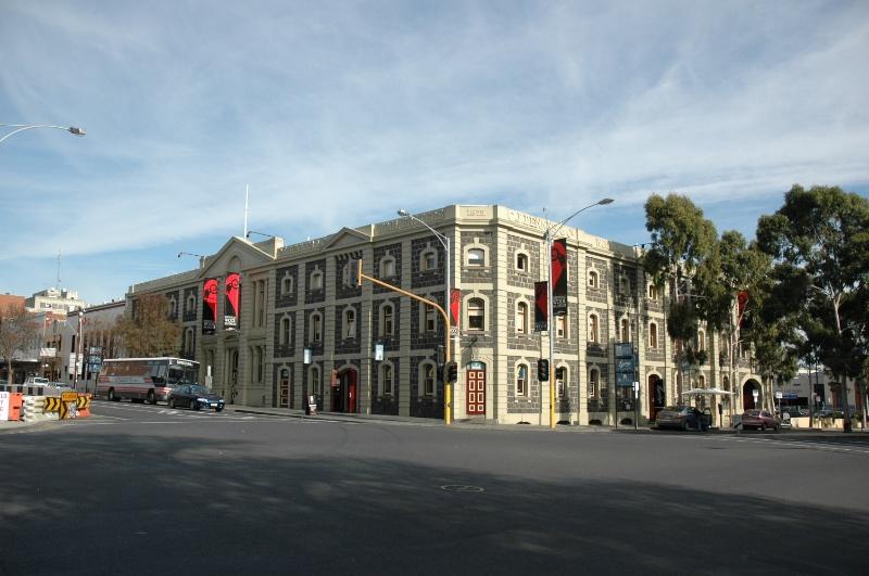 Denny Lascelles Woolstores - 26 Moorabool Street, Geelong