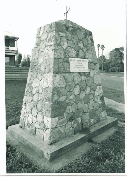 26510 Major Mitchell Memorial