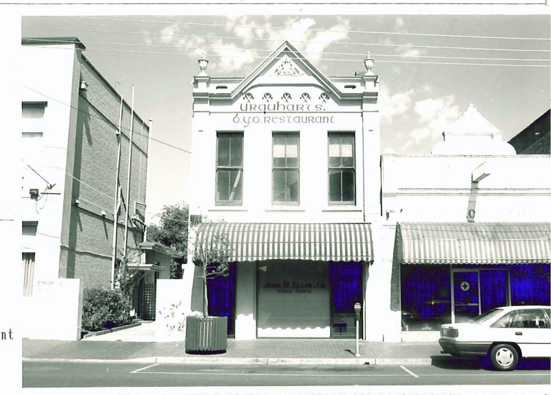 26546 Urquhart's Restaurant