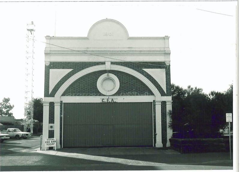 26501 CFA Building