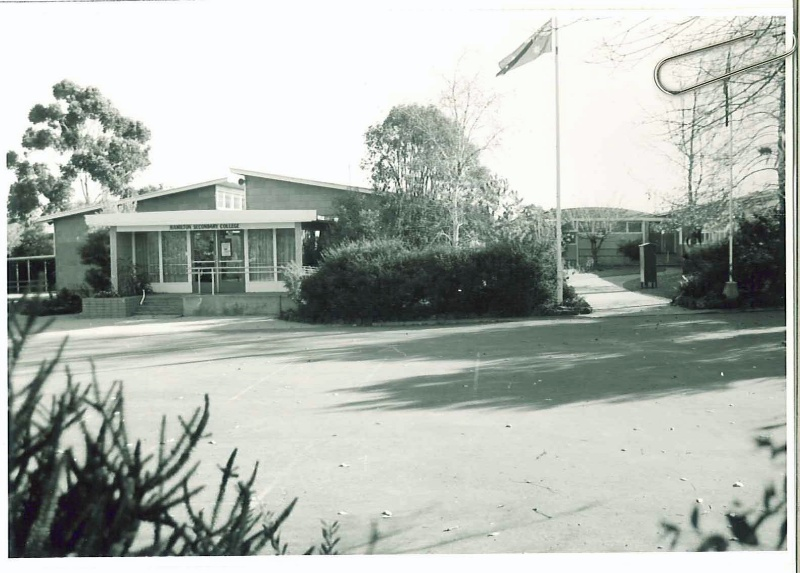 26640 Hamilton Technical School