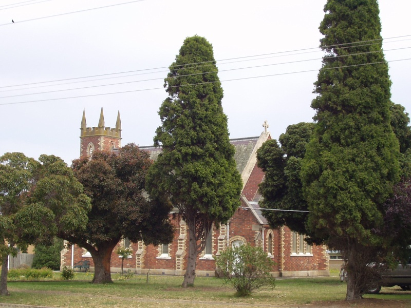 St James Anglican Church, Drysdale - Exterior Side View - 2