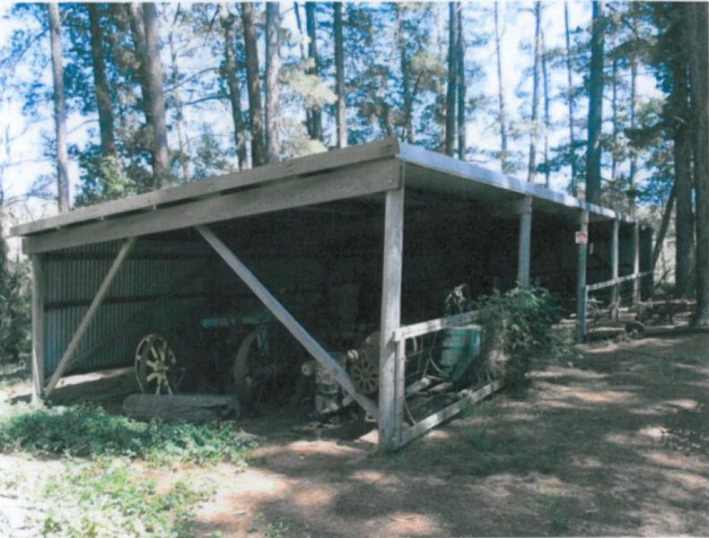 47149 Implement Shed