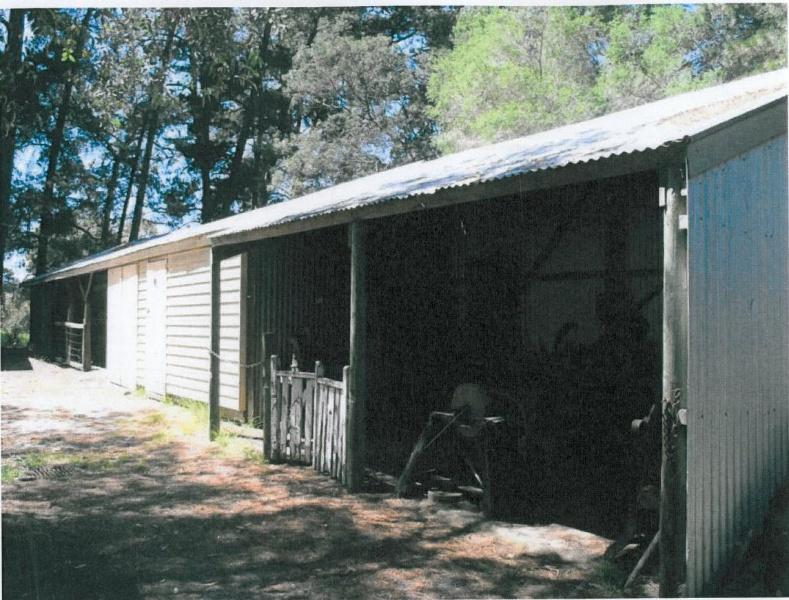 47149 Wheelwrights Shop and Storage