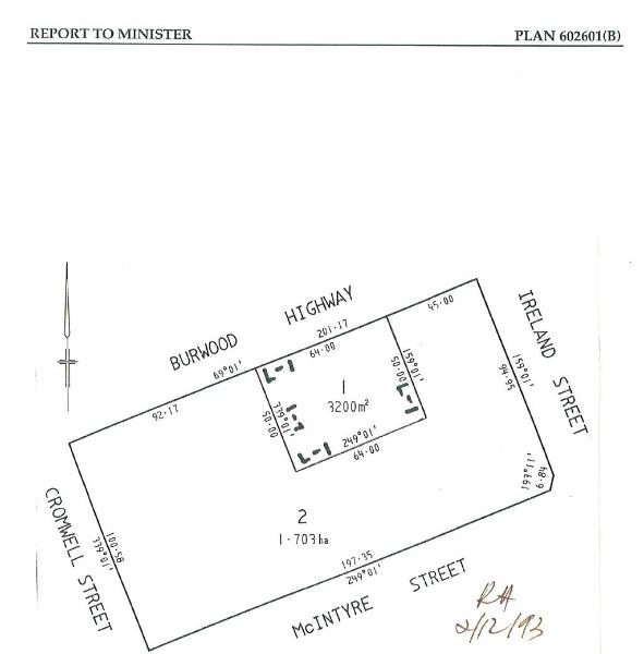 H0975 plan 602601 B