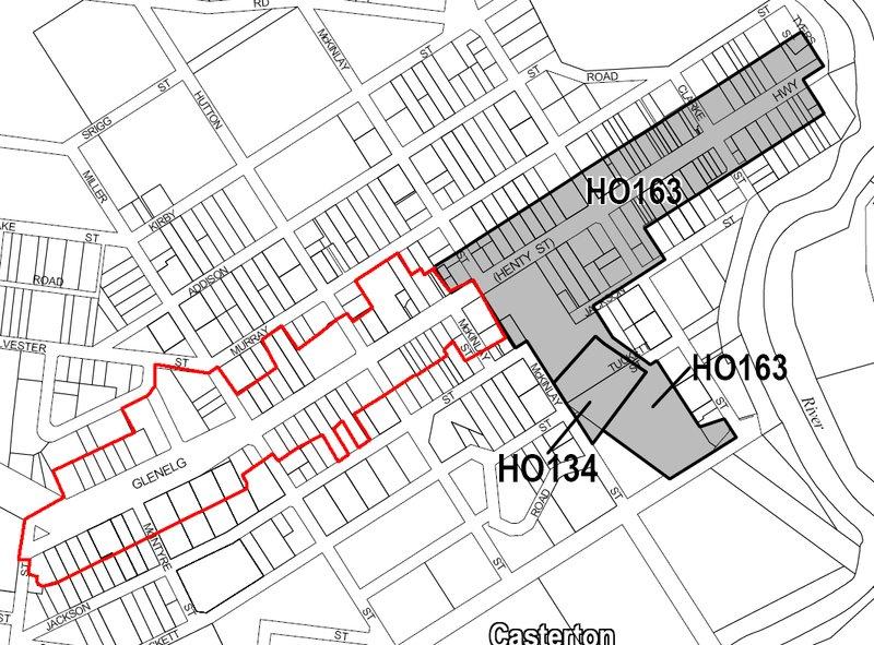 52436 Casterton Residential and Church Precinct