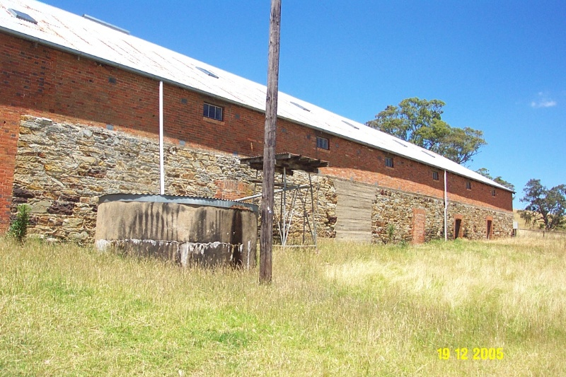 52795 Woolshed Roseneath Casterton 099