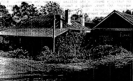 18.07 - Hazel Glen Residence & Outbuildings - Shire of Whittlesea Heritage Study 1991