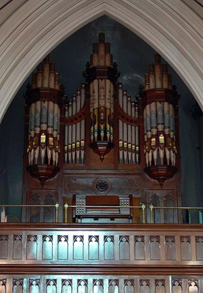 Fincham & Hobday organ_South Port Uniting South Melbourne