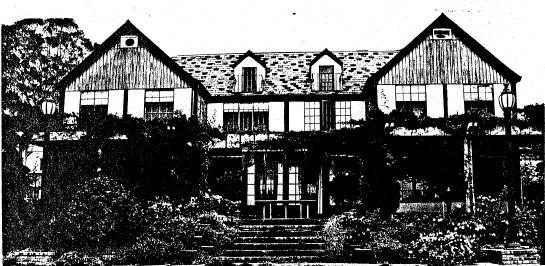 14 - Jelbart Residential Complex 93 Arthur St - Shire of Eltham Heritage Study 1992