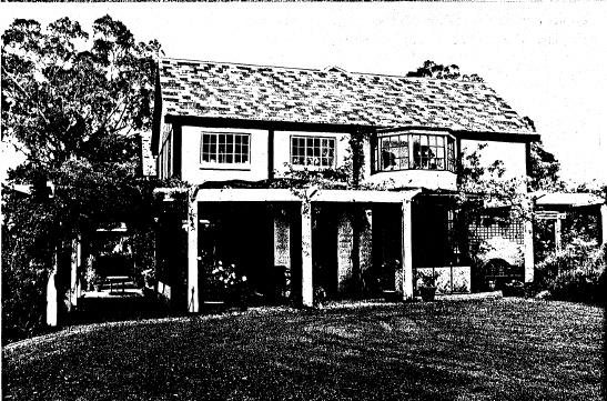 14 - Jelbart Residential Complex 93 Arthur St 06 - Shire of Eltham Heritage Study 1992