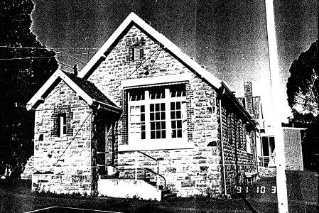 50 - Eltham Primary School Dalton St_02 - Shire of Eltham Heritage Study 1992